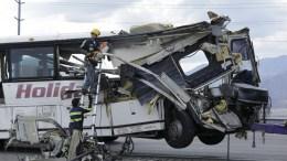 ΦΩΤΟΓΡΑΦΙΑ ΑΡΧΕΙΟΥ. Έντεκα νεκροί και 46 τραυματίες σε δυστύχημα με λεωφορείο στην Τουρκία. EPA/PAUL BUCK