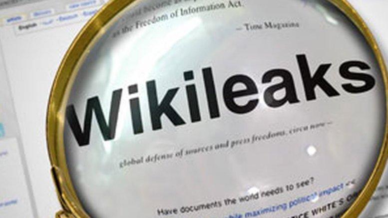 Η CIA κατηγορεί το WikiLeaks ότι βοηθά τους εχθρούς των Ηνωμένων Πολιτειών.