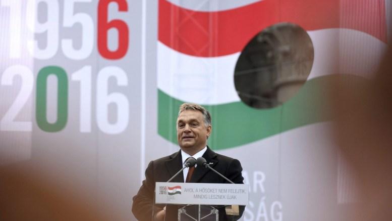 FILE PHOTO. Hungarian Prime Minister Viktor Orban. EPA/Szilard Koszticsak HUNGARY OUT