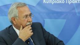 Υπάρχει ένα αδιέξοδο στις συνομιλίες Κυπριακό παραδέχεται ο Σ. Χάσικος. Φωτογραφία ΚΥΠΕ.