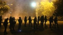 Φωτογραφία Αρχείου από επεισόδια μεταξύ αγνώστων και της αστυνομίας. ΑΠΕ ΜΠΕ/PIXEL