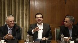 Ο πρωθυπουργός Αλέξης Τσίπρας στη διάρκεια του υπουργικού συμβουλίου, στη Βουλή, Αθήνα Κυριακή 6 Νοεμβρίου 2016. ΑΠΕ-ΜΠΕ, ΓΙΑΝΝΗΣ ΚΟΛΕΣΙΔΗΣ
