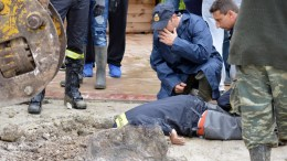 Κλιμάκιο της 6ης ΕΜΑΚ έλαβε μέρος στις έρευνες για τον 33χρονο άνδρα, που βρέθηκε τελικά νεκρός. Καταρρακτώδεις βροχές έπληξαν το νησί της Ζακύνθου, Κυριακή 27 Νοεμβρίου 2016. Σημαντικά προβλήματα αντιμετωπίζει η Ζάκυνθος από το πρωί της Κυριακής, καθώς οι ζημιές από τις καταρρακτώδεις βροχές που έπληξαν το νησί από το βράδυ του Σαββάτου είναι μεγάλες. ΑΠΕ ΜΠΕ, STR