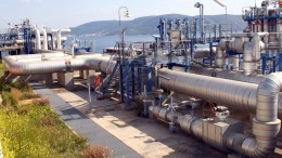 Greece receives six expressions of interest for gas grid operator DESFA. ΑΠΕ-ΜΠΕ/ΑΛΕΞΑΝΔΡΟΣ ΒΛΑΧΟΣ