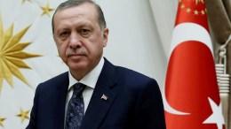 Το τουρκικό ΥΠΕΞ δηλώνει πως δεν ειναι ξεκάθαρο ακόμη αν δεν θα πάει ο Ερντογάν στη Γενεύη. EPA/TURKISH PRRESIDENT PRESS OFFICE / HANDOUT HANDOUT EDITORIAL USE ONLY/NO SALES