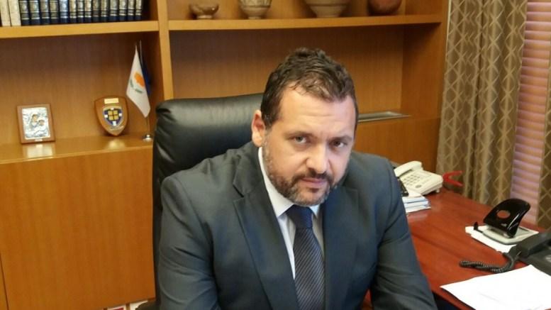 Ο πρέσβης της Κύπρου στην Αθήνα, Κυριάκος Κενεβέζος