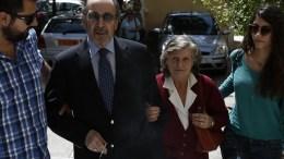 Την παραπομπή σε δίκη του Ανδρέα Μαρτίνη, της συζύγου του και ενός επιχειρηματία, εισηγείται η εισαγγελέας για την υπόθεση δωροδοκίας από γερμανική εταιρία προμηθεύτρια του «Ερρίκος Ντυνάν». ΑΠΕ-ΜΠΕ/ΓΙΑΝΝΗΣ ΚΟΛΕΣΙΔΗΣ
