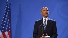 FILE PHOTO. US President Barack Obama deliver a press conference. EPA/KAY NIETFELD