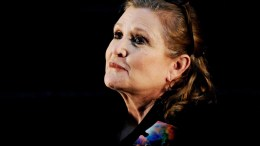 A file picture dated 23 June 2013 shows US actress Carrie Fisher at the Supanova Pop Culture Expo at Homebush in Sydney, Australia. According to media reports, Carrie Fisher has died aged 60 in Los Angeles on 27 December 2016, citing her daughter's publicist. EPA, TRACEY NEARMY