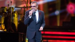 A file picture dated 14 September 2012 shows British singer George Michael performing on his Symphonica The Orchestral Tour in the Ziggo Dome in Amsterdam, the Netherlands. According to reports on late 25 December 2016, British popstar George Michael has died peacefully at home at the age of 53, his publicist has announced. EPA, FERDY DAMMAN