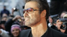 A file picture dated 16 February 2005 shows British pop singer George Michael smiling as he arrives for the presentation of the film 'George Michael: A Different Story', a documentary about his life, at the Berlinale Filmfestival in Berlin, Germany. According to reports on late 25 December 2016, British popstar George Michael has died peacefully at home at the age of 53, his publicist has announced. EPA, PEER GRIMM