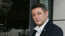 Ο Κώστας Αντωνίου. Φωτογραφία ΑΠΕ-ΜΠΕ