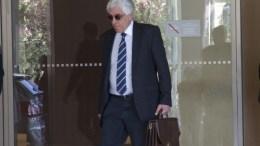 Ο πρώην Υπουργός Δικαιοσύνης, Διαφάνειας και Ανθρωπίνων Δικαιωμάτων Νίκος Παρασκευόπουλος. ΑΠΕ-ΜΠΕ, ΒΑΛΙΑ ΚΑΡΠΟΥΖΗ