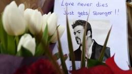 Η νεκροτομή δεν αποκάλυψε τα αίτια του θανάτου του Τζορτζ Μάικλ, θα χρειαστούν και άλλες εξετάσεις. EPA/ANDY RAIN