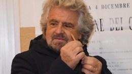 Five-Star Movement (M5S) leader Beppe Grillo. EPA, LUCA ZENNARO