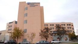 Το Νομαρχιακό Γενικό Νοσοκομείο της Λάρισας. ΑΠΕ ΜΠΕ/STR