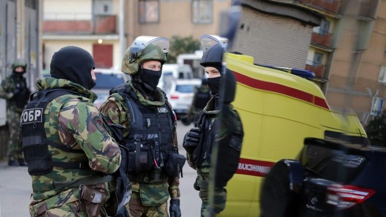 """Η Μόσχα κατηγορεί """"ξένες μυστικές υπηρεσίες"""" ότι οργανώνουν κυβερνοεπίθεση με στόχο ρωσικές τράπεζες. EPA/ANATOLY MALTSEV"""