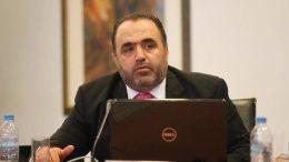 Ο Μανώλης Σφακιανάκης. Φωτογραφία ΑΠΕ-ΜΠΕ