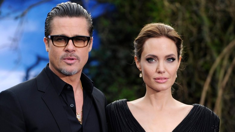 The file picture dated 08 May 2014 shows US actress Angelina Jolie (R) and US actor Brad Pitt (L) arriving for a special Maleficent costume display at Kensington Palace in London, Britain. According to media reports on 10 January 2017, Angelina Jolie and Brad Pitt released a statement that they have reached a divorce agreement in order to protect their six children. The actress had filed for divorce in September 2016.  EPA/FACUNDO ARRIZABALAGA *** Local Caption *** 53028650