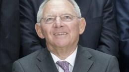 German Finance Minister Wolfgang Schauble. EPA, MICHAEL REYNOLDS