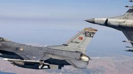 Τουρκικά αεροπλάνα παραβιάζουν τον ελληνικό εναέριο χώρο. Φωτογραφία Αρχείου ΑΠΕ-ΜΠΕ