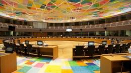 Η αίθουσα συνεδρίασης του Eurogroup. Copyright: European Union