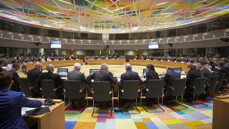Το Eurogroup συνεδριάζει... Copyright: European Union