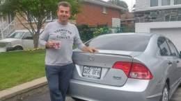 Ο 52χρονος οδηγός ταξί Κοσμάς Τζέλιος