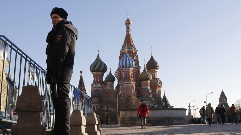 ΦΩΤΟΓΡΑΦΙΑ ΑΡΧΕΙΟΥ που εικονίζει το Κρεμλίνο. EPA, MAXIM SHIPENKOV