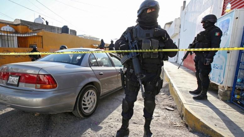 Σχεδόν 19.000 δολοφονίες διαπράχθηκαν στο Μεξικό το 2017 από συμμορίες οργανωμένου εγκλήματος. ΦΩΤΟΓΡΑΦΙΑ ΑΡΧΕΙΟΥ. EPA/Ulises Ruiz Basurto