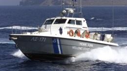 Λιμενικό, περιπολικό σκάφος. ΦΩΤΟΓΡΑΦΙΑ ΑΡΧΕΙΟΥ. ΑΠΕ/ΜΠΕ ΒΑΡΔΟΥΛΑΚΗΣ Β