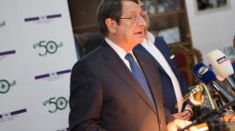 Ο πρόεδρος της Κύπρου Νίκος Αναστασιάδης. Φωτογραφία Αρχείου, ΚΥΠΕ.