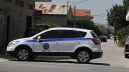 Όχημα της Αστυνομίας. Φωτογραφία Αρχείου. ΑΠΕ-ΜΠΕ, ΒΑΣΙΛΗΣ ΨΩΜΑΣ