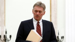 FILE PHOTO. Kremlin spokesman Dmitry Peskov at the Kremlin in Moscow, Russia. EPA/SERGEI KARPUKHIN / POOL