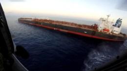 Δεξαμενόπλοιο με πλήρωμα 22 Ινδούς, αγνοείται στον Κόλπο της Γουινέας. Φωτογραφία Αρχείου. ΑΠΕ-ΜΠΕ/ΓΡΑΦΕΙΟ ΤΥΠΟΥ ΓΕΝ/STR