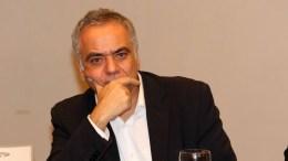 Ο υπουργός Εσωτερικών, Πάνος Σκουρλέτης. ΑΠΕ ΜΠΕ/ΑΠΕ ΜΠΕ/ΧΑΡΗΣ ΙΟΡΔΑΝΙΔΗΣ