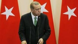 Turkish President Recep Tayyip Erdogan. FILE PHOTO.  EPA, YURI KOCHETKOV