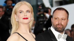 FILE PHOTO: Greek director Yorgos Lanthimos, US actor Sunny Suljic, Irish actor Colin Farrell and Australian actress Nicole Kidman arrive for the premiere of 'The Killing of a Sacred Deer' during the 70th annual Cannes Film Festival, in Cannes, France, 22 May 2017. EPA, JULIEN WARNAND