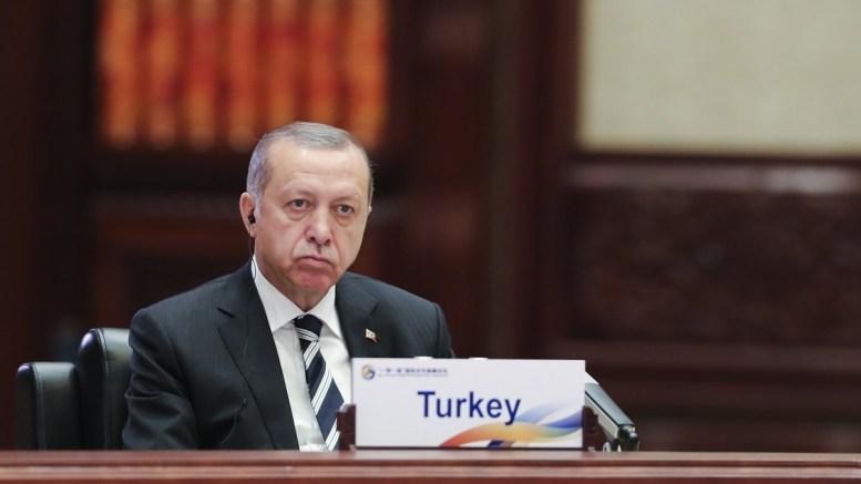 FILE PHOTO. Turkish President Recep Tayyip Erdogan. EPA, LINTAO ZHANG / POOL