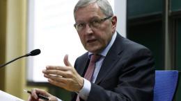 Ο επικεφαλής του Ευρωπαϊκού Μηχανισμού Σταθερότητας (ESM), Κλάους Ρέγκλινγκ. Φωτογραφία: ΚΥΠΕ.