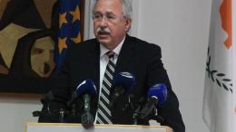 Ο υπουργός Εσωτερικών της Κύπρου, Σωκράτης Χάσικος. ΚΥΠΕ.