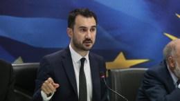 Ο αναπληρωτής υπουργός Οικονομίας και Ανάπτυξης, Αλέξης Χαρίτσης. ΑΠΕ-ΜΠΕ, ΣΥΜΕΛΑ ΠΑΝΤΖΑΡΤΖΗ