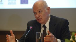 Ο υπουργός Οικονομίας & Ανάπτυξης Δημήτρης Παπαδημητρίου. ΑΠΕ-ΜΠΕ/ΑΛΕΞΑΝΔΡΟΣ ΒΛΑΧΟΣ