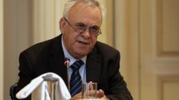 Ο αντιπρόεδρος της κυβέρνησης, Γιάννης Δραγασάκης. Φωτογραφία: ΚΥΠΕ.