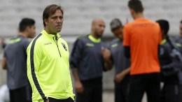 Ο νέος προπονητής του Ολυμπιακού Πέδρο Μάρτινς. Φωτπγραφία ΑΠΕ-ΜΠΕ