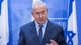Israeli Prime Minister Benjamin Netanyahu  EPA, JACK GUEZ / POOL