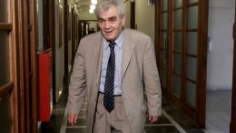 Ο αναπληρωτής υπουργός Δικαιοσύνης Διαφάνειας και Ανθρωπίνων Δικαιωμάτων Δημήτρης Παπαγγελόπουλος. ΦΩΤΟΓΡΑΦΙΑ ΑΡΧΕΙΟΥ. ΑΠΕ-ΜΠΕ/ΣΥΜΕΛΑ ΠΑΝΤΖΑΡΤΖΗ