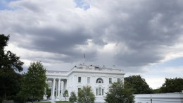 A view of the White House, in Washington, DC, USA. EPA, MICHAEL REYNOLDS