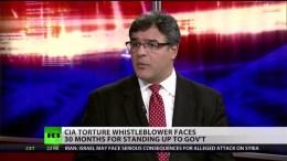 Ο πρώην πράκτορας της CIA Τζον Κυριάκου. Φωτογραφία via RT
