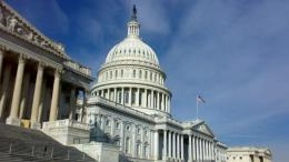 Προς αναστολή της λειτουργίας του ομοσπονδιακού κράτους οδεύει η χώρα λόγω απουσίας συμφωνίας για τον προϋπολογισμό στη Γερουσία. Φωτογραφία Αρχείου ΚΥΠΕ.